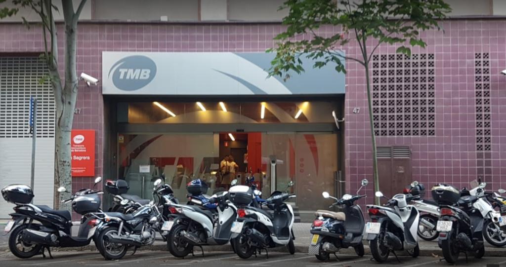bmw motorrad club catalunya visita a la l nia 9 de metro
