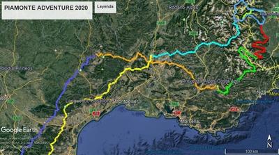 Piamonte Adventure 2020