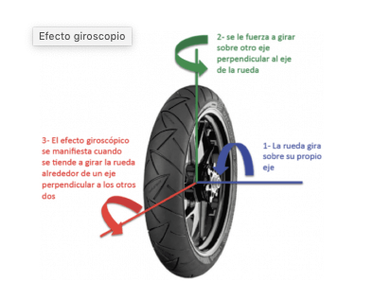Roda giroscopi